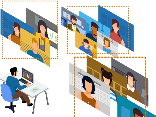 Teams breakout rooms are ideal for remote training
